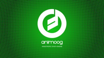 Animoog Splash Page (1024px X 768px)