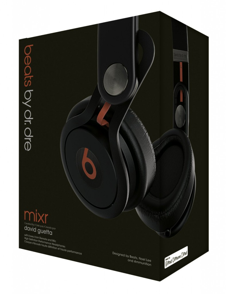Beats Mixr casque